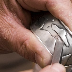 silver smithing