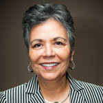 Carmen Gonzales, Ph.D., was selected as a recipient of Phi Theta Kappa's prestigious Distinguished College Administrator Award