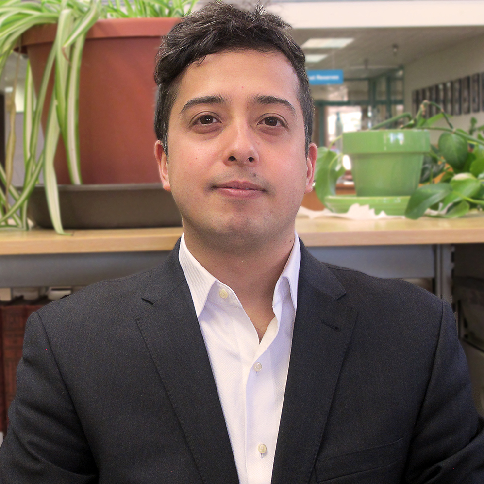 Yash Morimoto, Associate Vice President for Planning and Institutional Effectiveness