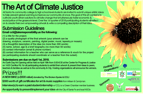 The Art of Climate Justice