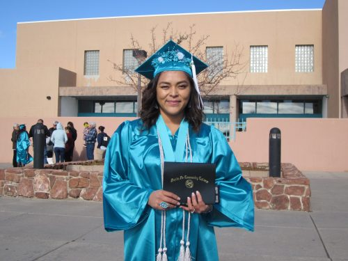 Tranette Calladitto received her AA in Photography and Certificate in Photography