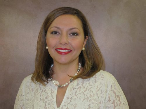 SFCC Associate Dean for Student Success Thomasinia Ortiz-Gallegos