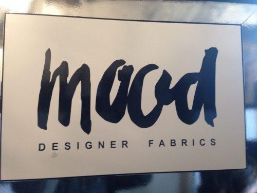 Visit Mood designer fabrics!
