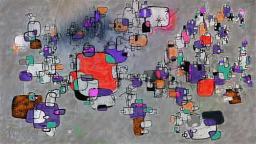 <em>Digital Paint</em> by Spencer Snyder, Winner