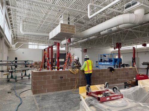 Inside new ATC Shop