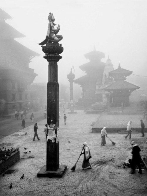 Runner up: Color Shift, (black & white) Sushmita Shrestha