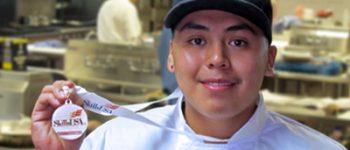 SFCC Alumnus and Chef Kyle Pacheco