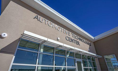 SFCC's new Automotive Technologies Center