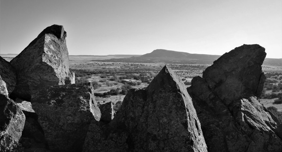 Southwest Monochromes -- A collection of black and white photographs by Jim Wysong